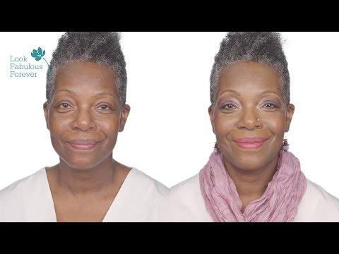 Makeup for Older Women: Look Fabulous Forever for Women of Colour