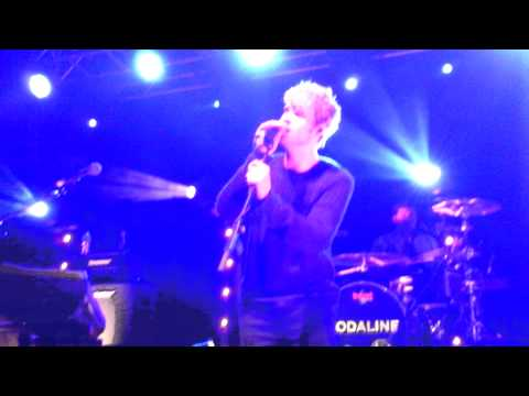 FRONT ROW - Kodaline - After The Fall - Bristol O2 Academy 18-11-13