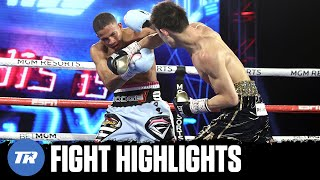 Masayoshi Nakatani & Felix Verdejo Put on Fight of the Year Contender, Nakatani wins by KO in 9th