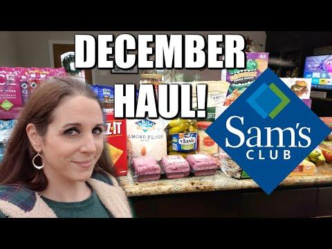 sam's-club-grocery-haul🛒december