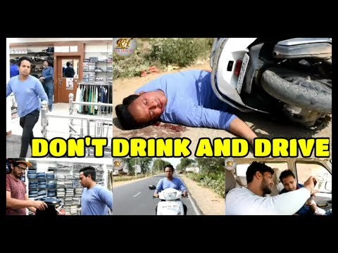 Don't drink & drive | follow traffic rules| social message | emotional video | real heroes iglas