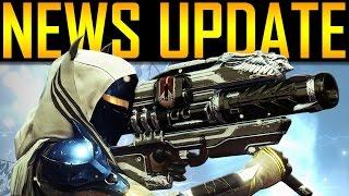Destiny - NEWS UPDATE! NEW PATCH!