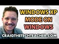 How To Install Setup And Run Windows XP Mode In Windows 7