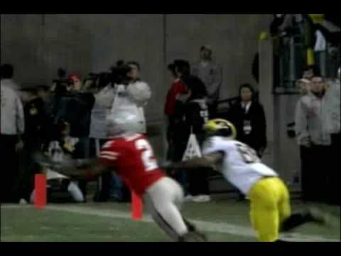 Malcolm Jenkins Ohio State CB Highlight Video
