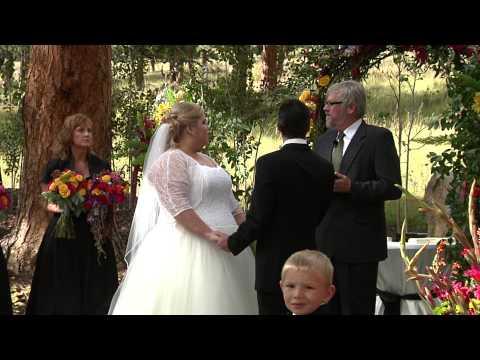 Cody and Heathers Wedding, Della Terra Estes Park Colorado