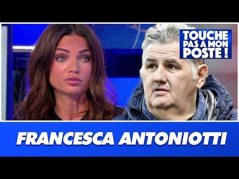 Le témoignage de Francesca Antoniotti embrassée de force par Pierre Ménès