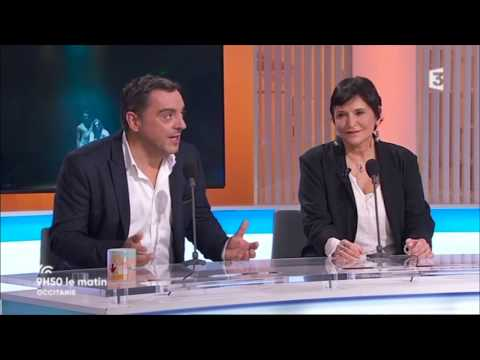 "Emission ""9h50 le matin...""-- France 3 Occitanie"