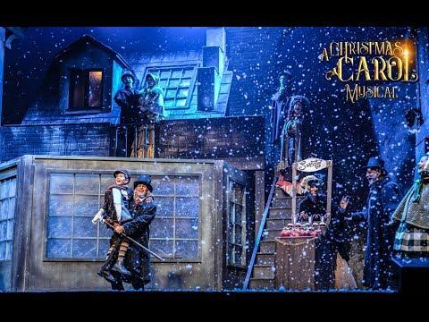 Christmas Carol Musical - L'Opera italiana originale - Trailer