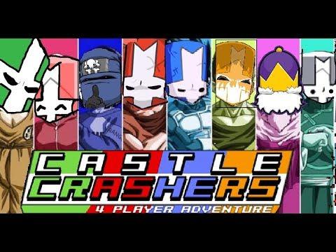 ¡Torneo Universal de Castle Crashers! ¡Solo uno vencerá!