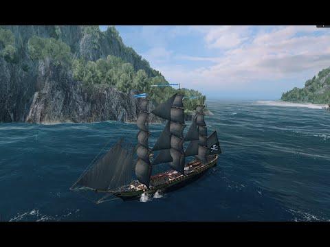 World Of Sea Battle - онлай игра про парусники, пиратов, морские сражения XVII-XVIII веков.