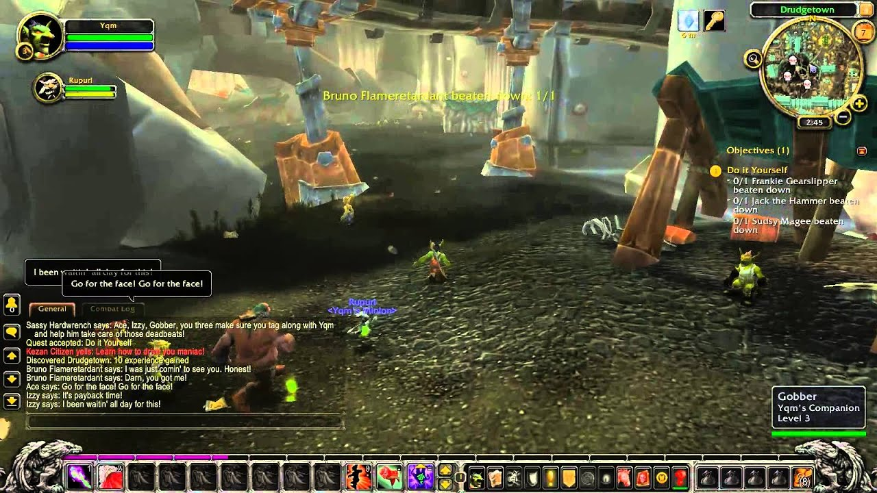 Do it yourself world of warcraft quest youtube do it yourself world of warcraft quest solutioingenieria Choice Image