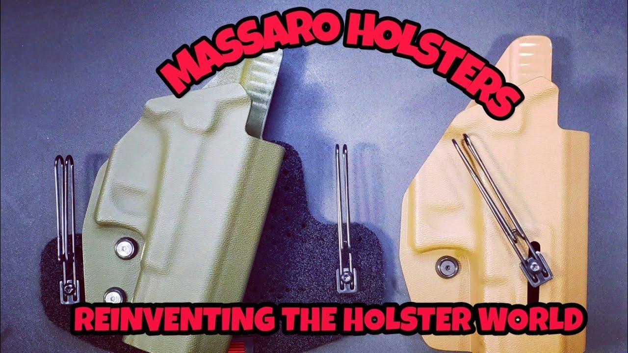 Reshaping the Holster Industry:  Massaro Holster Works