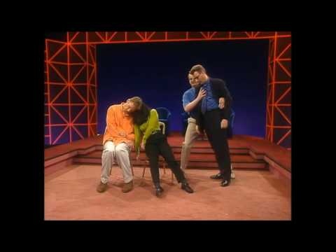 Dead Bodies couple on the beach when rival comes along  Whose Line UK