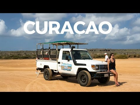 Freedom of the Seas | Exploring Curacao with Curacao-Actief Pt 1