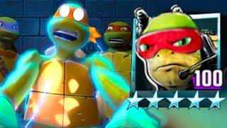 Turtles SOLO PVP - Teenage Mutant Ninja Turtles Legends