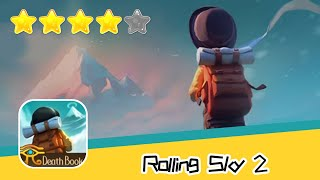 Rolling Sky 2 Walkthrough Sequel Of Rolling Sky Recommend index four stars