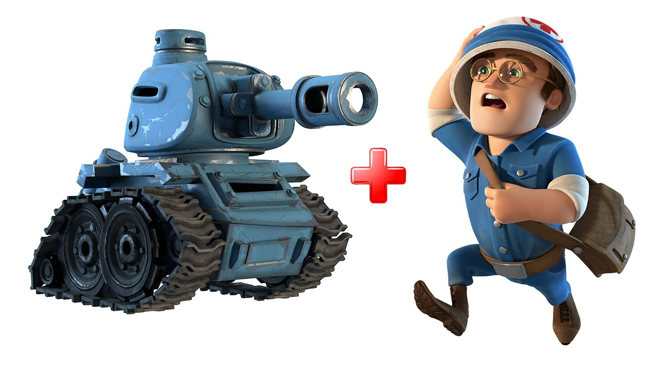 boom beach attacking strategy tanks and medics youtube