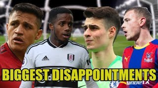 Every Premier League Club's Most Disappointing Player So Far This Season