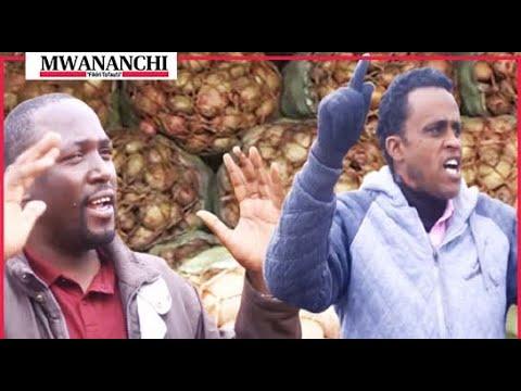 Upakiaji lumbesa sasa wapatiwa dawa, viazi mviringo kuanza kupimwa kwa kilo