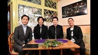 歌舞伎俳優の中村勘九郎・七之助兄弟と、俳優の柄本佑・時生兄弟が、東...