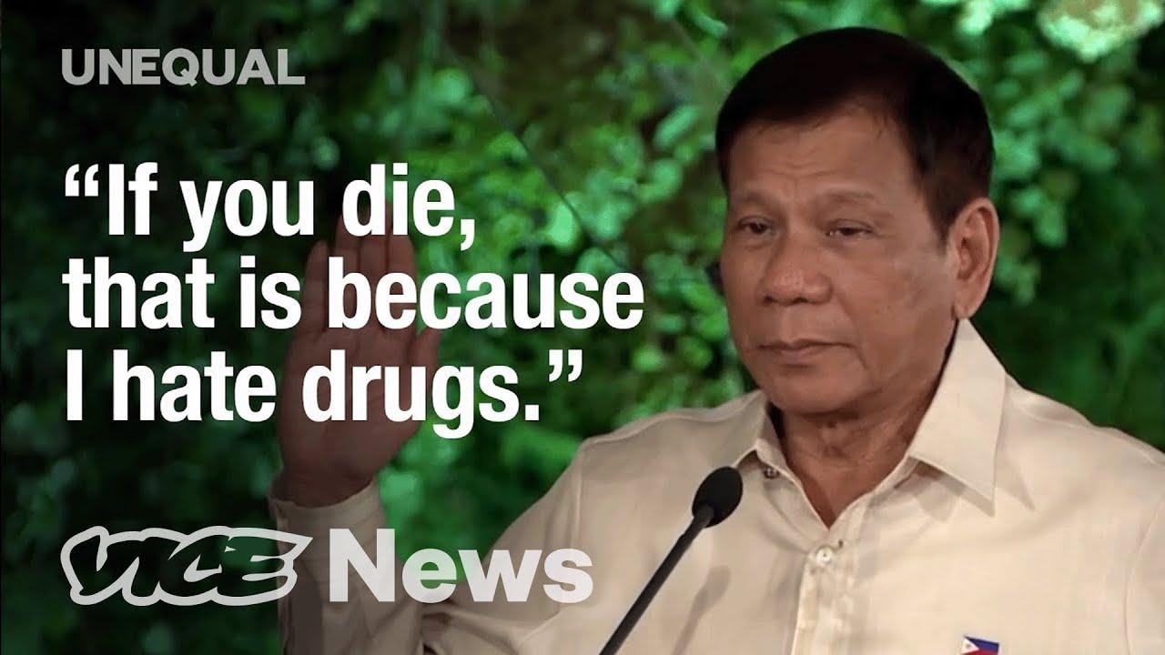 The Impact of Duterte's Drug War on Women