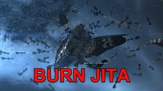 BURN JITA - Live Coverage - Special Thanks to the GOONS - 10 Years on YouTube! - EVE Online in 4k