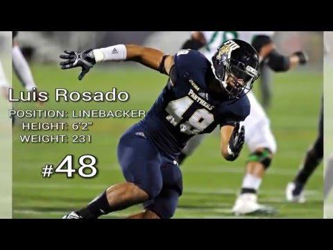 Luis Rosado FIU Highlights