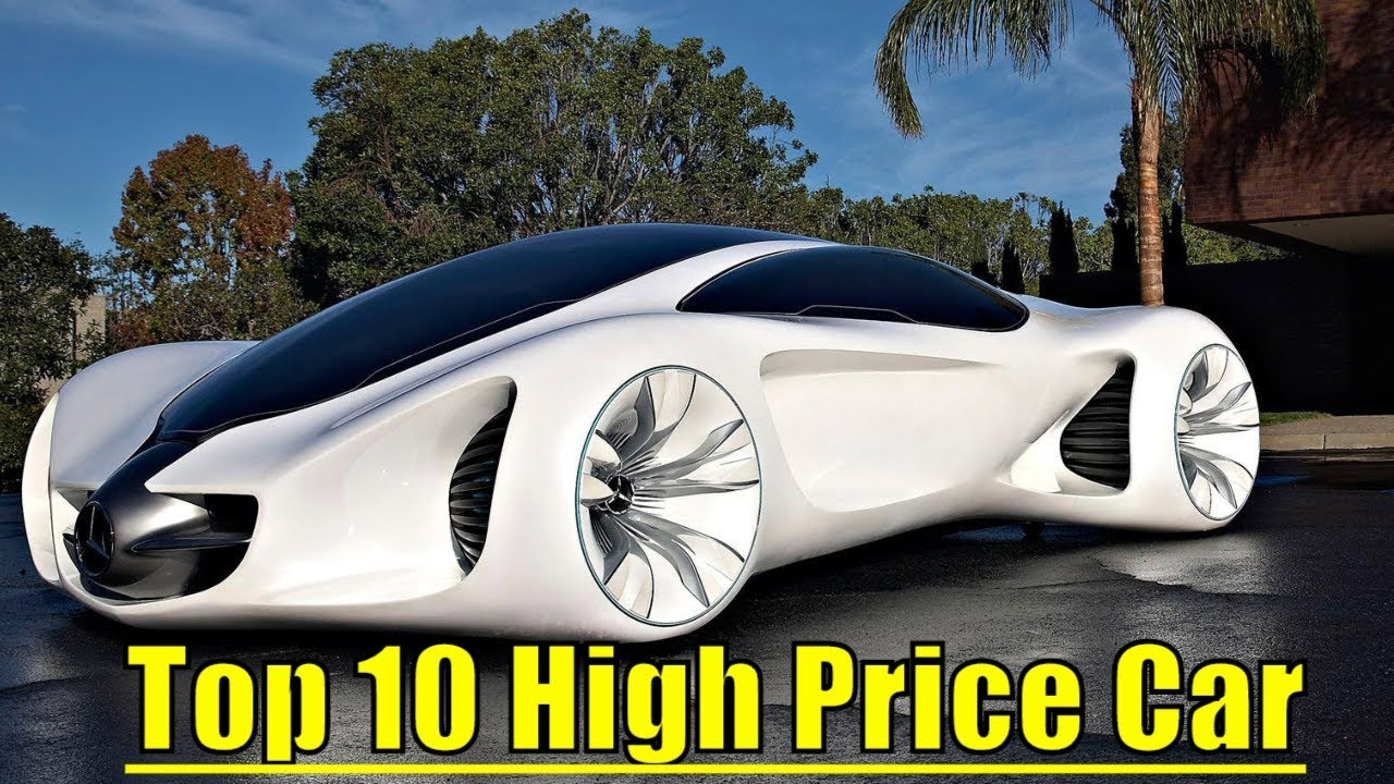 Top 10 Tech Cars To Watch For In 2018: Top10 High Price Car In World