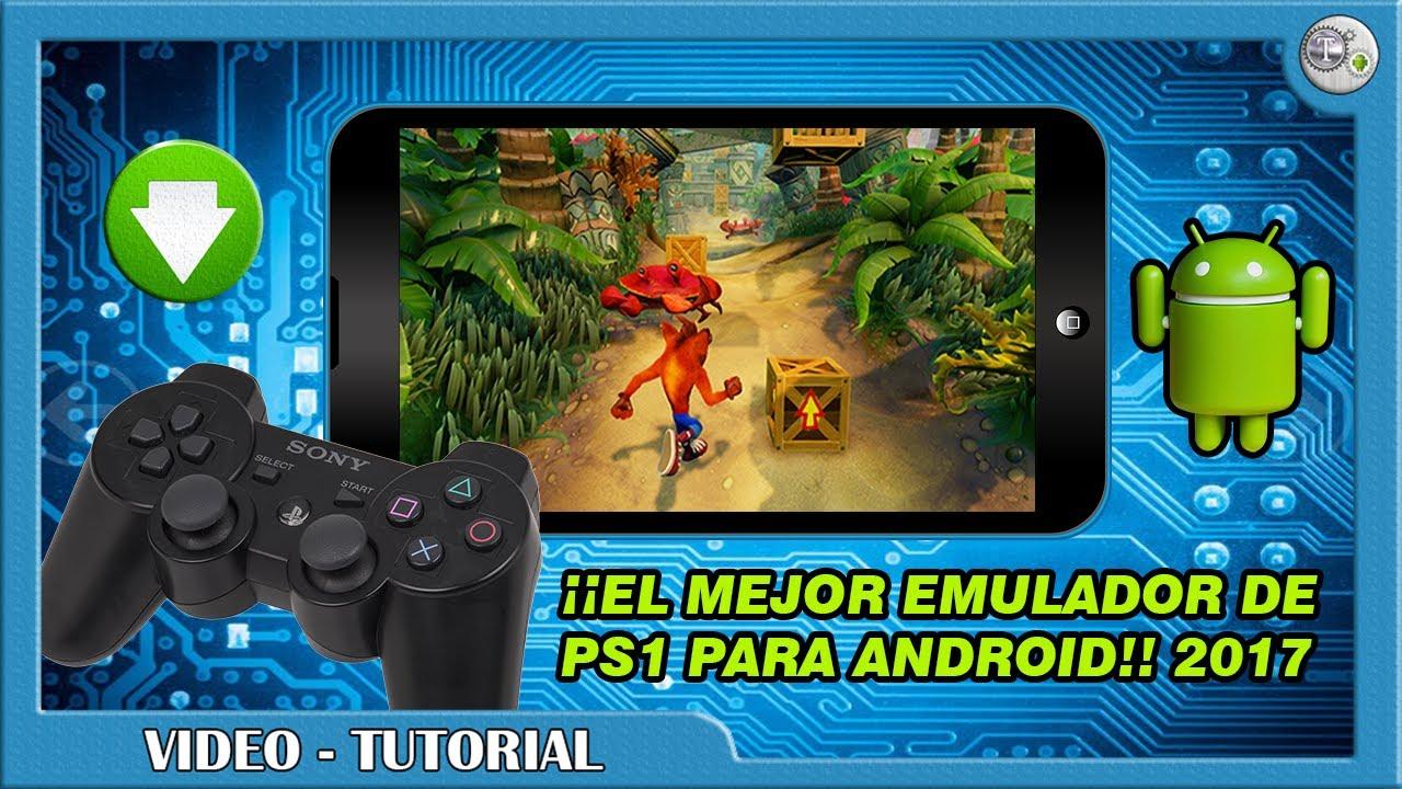 descargar juegos de emulador ps1 para android