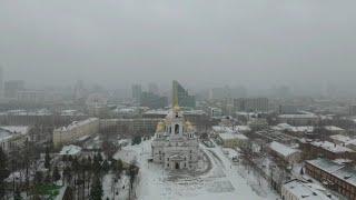 Божественная литургия 15 ноября 2020, Александро-Невский Ново-Тихвинский монастырь, г. Екатеринбург