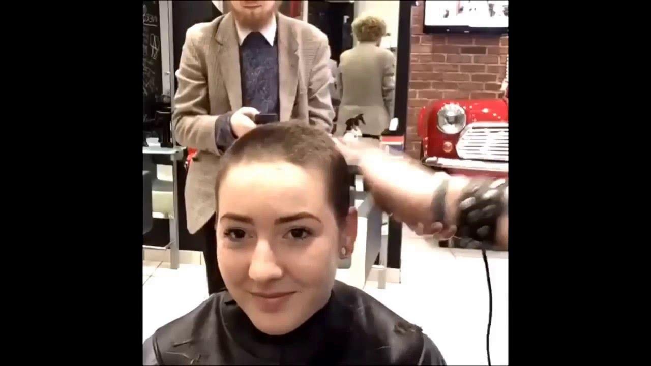 Shaved at barbershop-2199