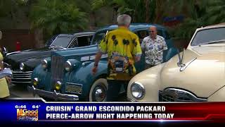 6 -15-18 Segment Cruisin Grand Escondido Packard Night