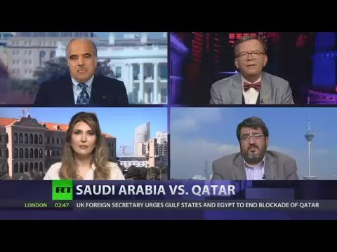 CrossTalk: Saudi Arabia vs Qatar