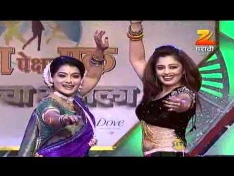 Eka Peksha Ek Jodicha Mamla Jan. 15 '12 - Urmila Kanetkar & Neha Pendse