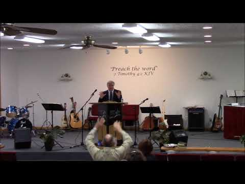A Personal Encounter with God - Evangelist David Crowell - 1/28/18