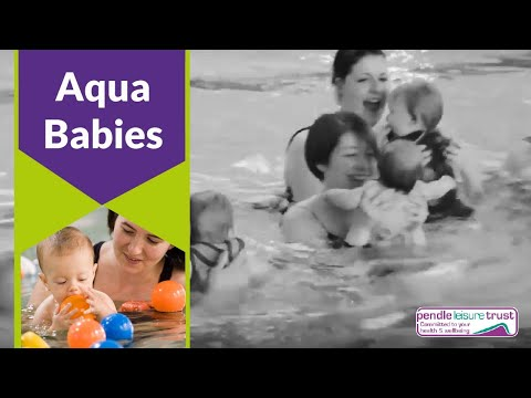 Aqua Babies │Pendle Leisure Trust