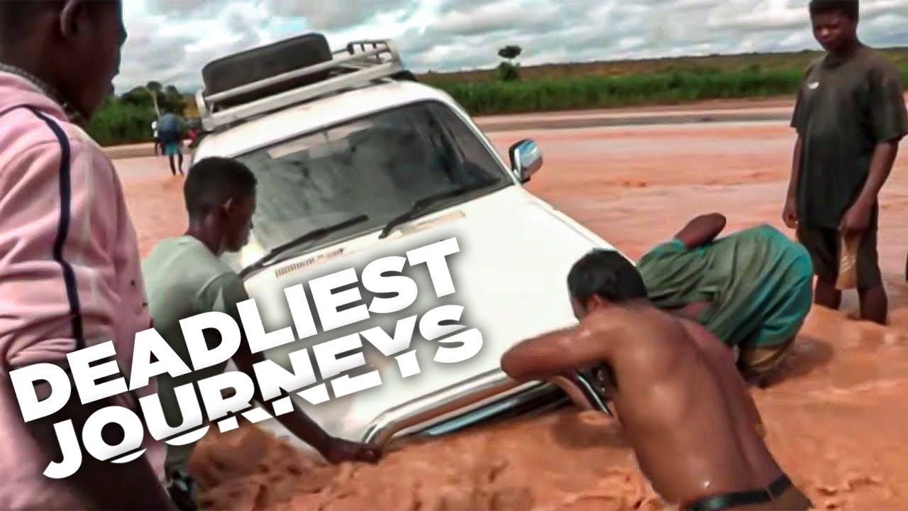 Deadliest Journeys - Madagascar: Dicing With Death