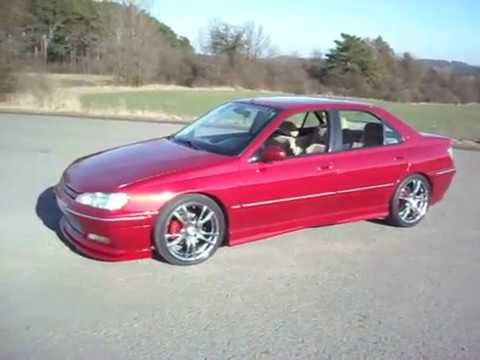 peugeot 406 tuning youtube. Black Bedroom Furniture Sets. Home Design Ideas