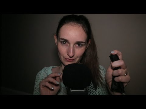 [headphones recommended] Be My Test Bunny ^_^  ASMR Mic Test Zoom H5N