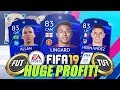 HOW TO TRIPLE YOUR COINS QUICKLY & EASILY! (FIFA 19 Trading Method)