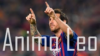 Lionel Messi 2018/19 ● Be Alright | HD