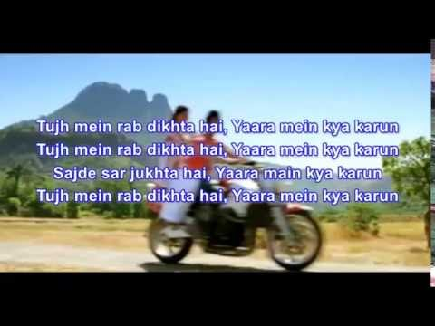 Tujh Mein Rab Dikhta Hai Original Soundtrack