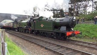 North Norfolk Railway Spring Gala 23/4/2017 thumbnail
