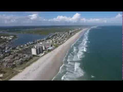 Wilmington North Carolina via Drone