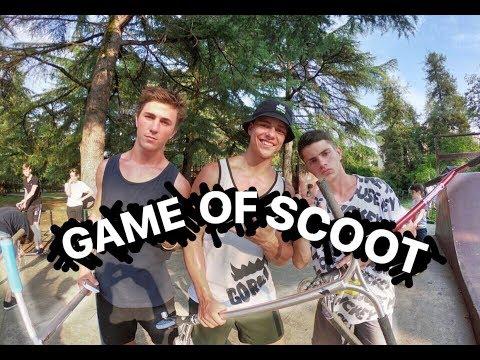 ИГРАЕМ В САМОКАТ | GAME OF SCOOT