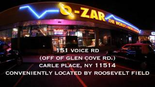 q zar laser tag in carle place ny