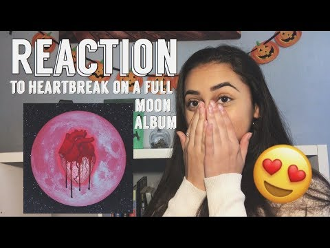Heartbreak on a Full Moon (ALBUM REACTION)- Chris Brown