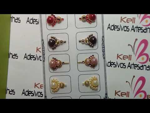 montando jóias parte ( 2 ) misturinha para não manchar as jóias