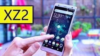 Sony Xperia XZ2, pre Review en español
