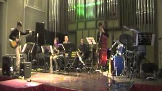 Dance Cadaverous (Wayne Shorter) - Lorenzo Guacciolo 7et (Laurea, Master graduation concert)